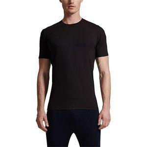 32 Degrees Cool Black Short Sleeve T-Shirt New L